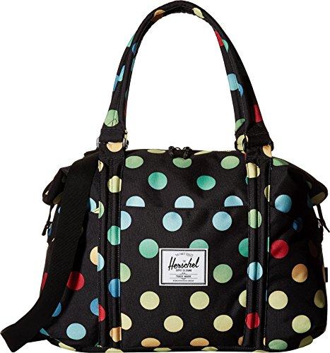 Herschel Supply Co. Baby Strand Sprout Duffel Bag, Black Rainbow, One Size by Herschel Supply Co.