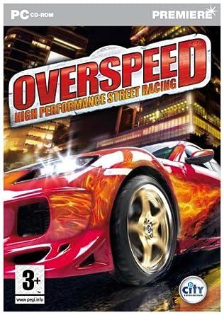 overspeed high performance street racing para pc