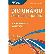 Porto Editora Moderno Portuguese-English Dictionary / Dicionário Moderno de Português-Inglês Porto Editora (Portuguese Edition)