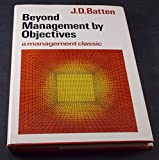img - for Beyond Management by Objectives book / textbook / text book