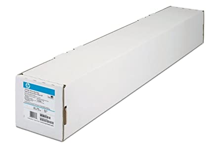 HP Bright White 420 mm x 45.7 m (16.54 in x 150 ft) - Papel ...