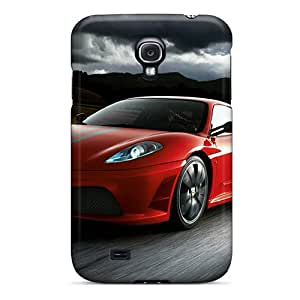 XrSWgPm6847usWgF Snap On Case Cover Skin For Galaxy S4(scuderia)