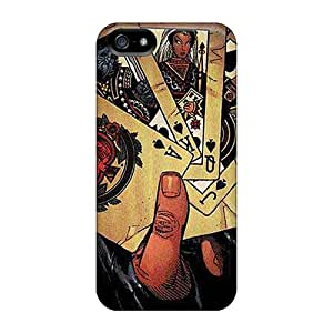 Iphone 5/5s Cases, Premium Protective Cases With Awesome Look - Gambit I4 Black Friday