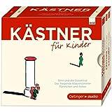 Kästner für Kinder (10 CD): Ungekürzte Lesungen