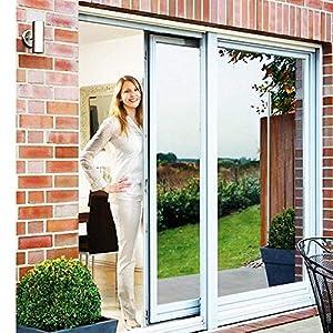 RABBITGOO One Way Window Film Anti UV Mirror Window Film Removable Decorative Heat Control Privacy Glass Tint for Home and Office Windows(35.4