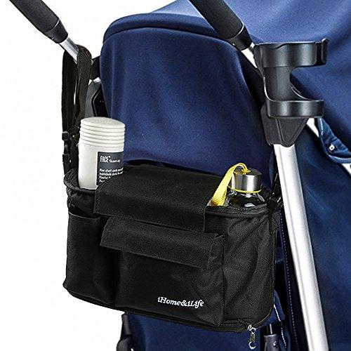iHome Insulated Umbrella Stroller Organizer product image