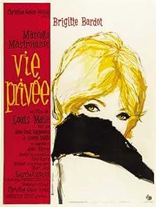 A Very Private Affair - Movie Poster - 27 x 40