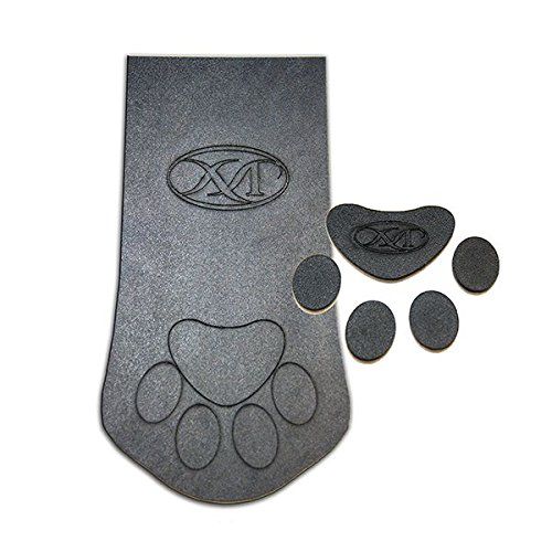 Martelli Quilting Templates - Paw Print and Stocking (6-Piece Set) by Martelli