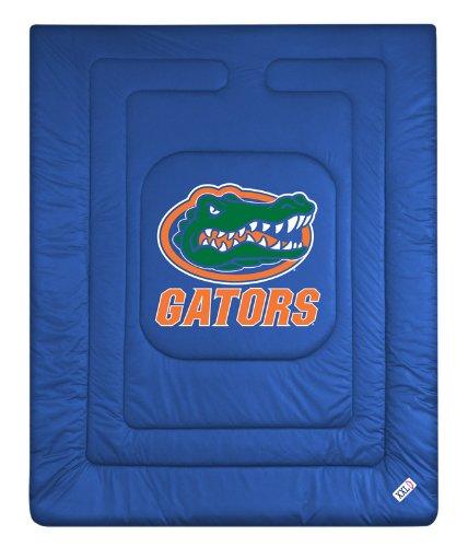 NCAA Florida Gators Locker Room Comforter Queen ()