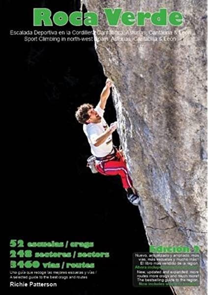 Roca Verde: Sport Climbing in North-West Spain: Asturias ...