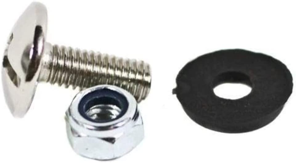 Body Fender Footrest Bolt /& Nut Kit for ATV Quad 50cc-150cc by VMC CHINESE PARTS
