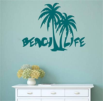 Amazoncom Iopada Vinyl Wall Decal Wall Stickers Art Decor Beach