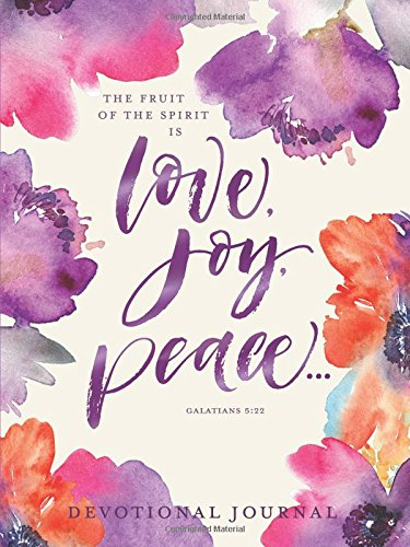 Love, Joy, Peace: Devotional Journal (Devotional ()