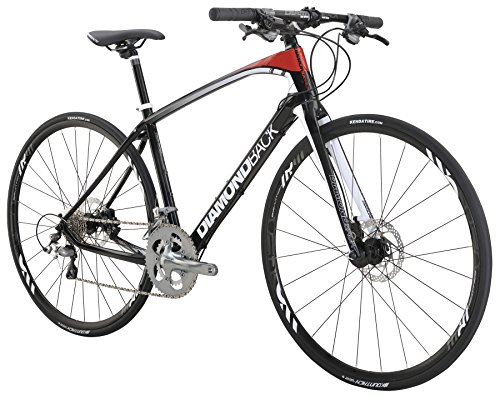 Diamondback Bicycles  Interval Complete  Performance Hybrid Bike