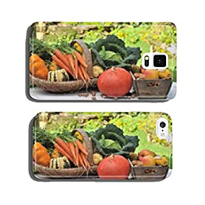 harvesting vegetables and fruits cell phone cover case iPhone6 Plus