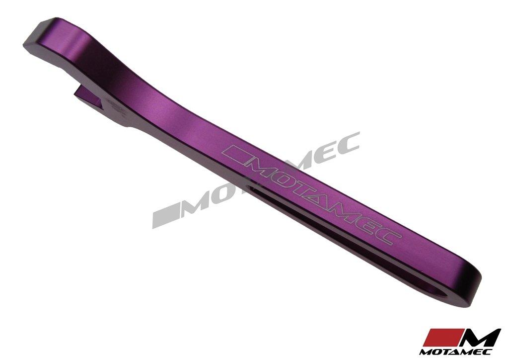 10 AN10 JIC Aluminium Alloy Spanner Wrench Open End Purple Motamec AN