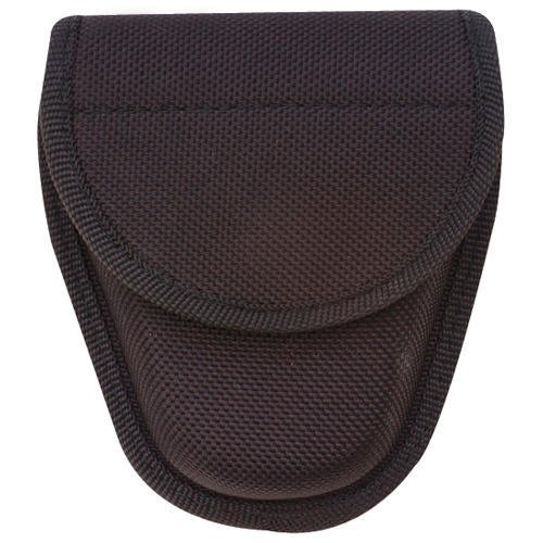Nylon Carry Case Ballistic - TRU-SPEC 9036000 Black Double Nylon Handcuff, 2