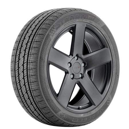 Vercelli Strada 4 High Performance Tire - 265/35R22 102V