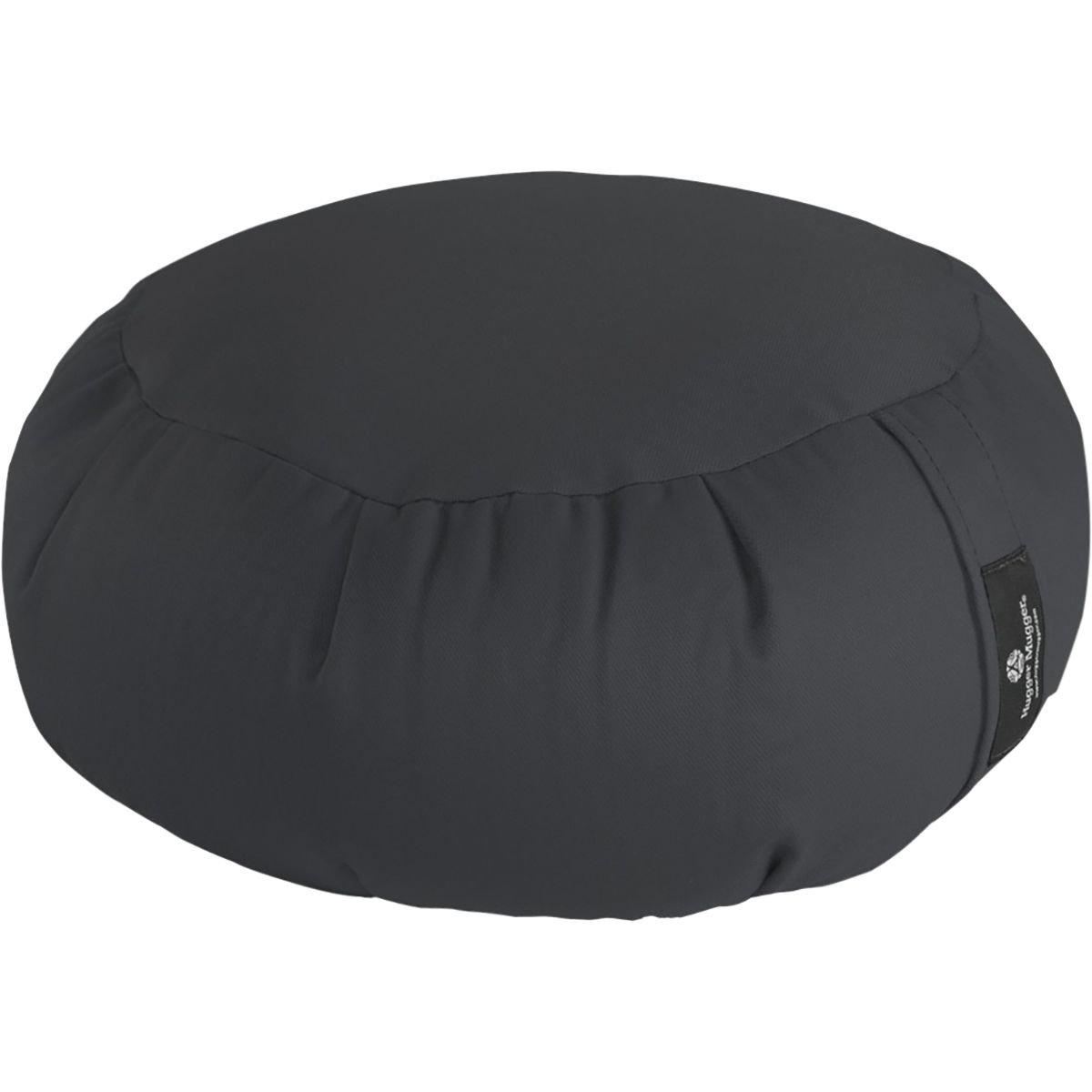 Hugger Mugger Zafu Yoga Cushion - Gray