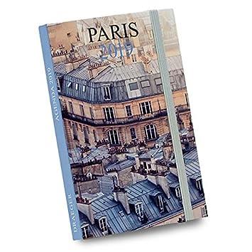 Draeger 72000154 - Agenda de bolsillo París 2019: Amazon.es ...