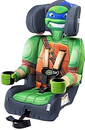 Amazon KidsEmbrace 2 In 1 Harness Booster Car Seat Nickelodeon Teenage Mutant Ninja Turtles Leo Baby