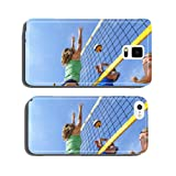 Teamsport Beachvolleyball cell phone cover case iPhone5