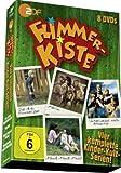 ZDF Flimmerkiste - Vier komplette Kinder-Klassiker in einer Box![8 DVDs]