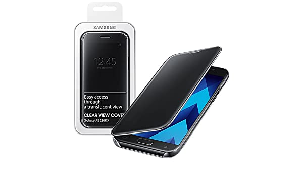 Originale Samsung Funda sm-a520 Galaxy A5 (2017) – Clear View con ...