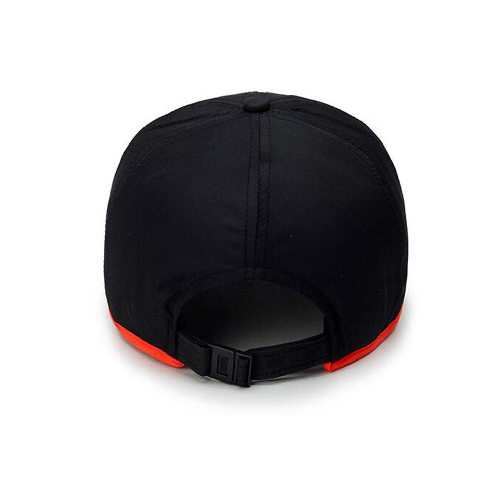 YIWU Cappello Maschio Estivo Cappellino per Il Tempo Libero Maschera da Baseball Ombra da Sole Cappellino da Sole Studente di Moda Giovanile Versione Coreana della Marea Cappelli e Berretti