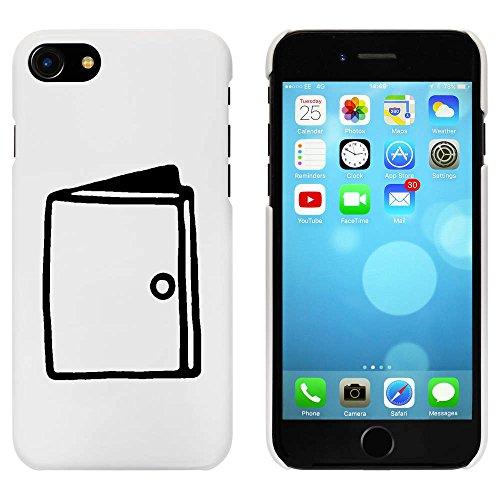 Blanc 'Porte Ouverte' étui / housse pour iPhone 7 (MC00087129)