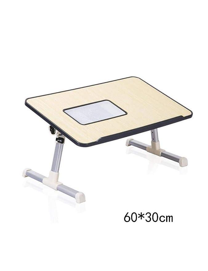 RFJJAL Mesas de Ordenador portátil mesas Plegables Escritorio ...