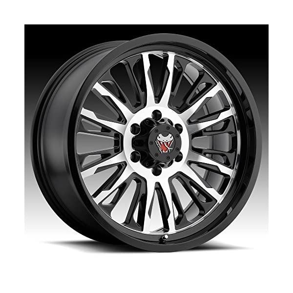 Mamba-M21-Machined-Black-17×9-5×55-0mm-M217985005