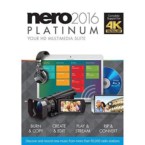 Nero 2016 Platinum [OLD VERSION]