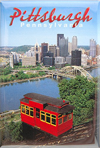 Magnet Photo Pittsburgh Incline (Pittsburgh Photo)