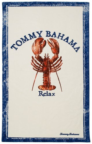 Tommy Bahama Beach Towel, Relax Lobster by Tommy Bahama