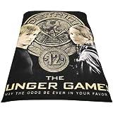 "The Hunger Games Movie Fleece polar""Katniss & Peeta"""