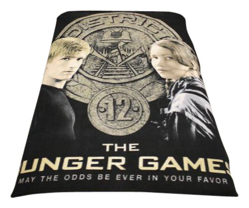 The Hunger Games Movie Fleece polar