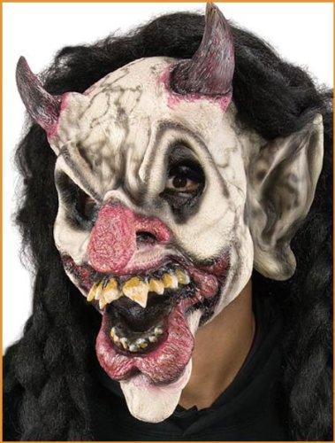 [Rubie's Costume Co Reel Fx- Demonic Jester Costume] (Demonic Masks)
