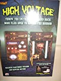 High Voltage Animated Halloween Prop