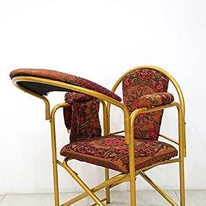 كرسي الصلاة من سندس اللون احمر