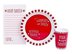 Tiny Ideas Santa's Cookies, Holiday Cook...