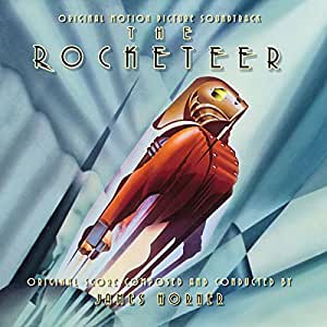 James Horner The Rocketeer 2cd Ost Amazon Com Music