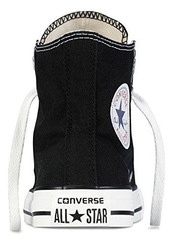 Converse Chuck Taylor All Star Hi, Zapatillas de tela Unisex, Negro (M9160 Schwarz), 40 EU