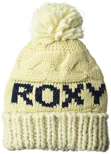 - Roxy Snow Junior's Tonic Beanie, Angora, One Size