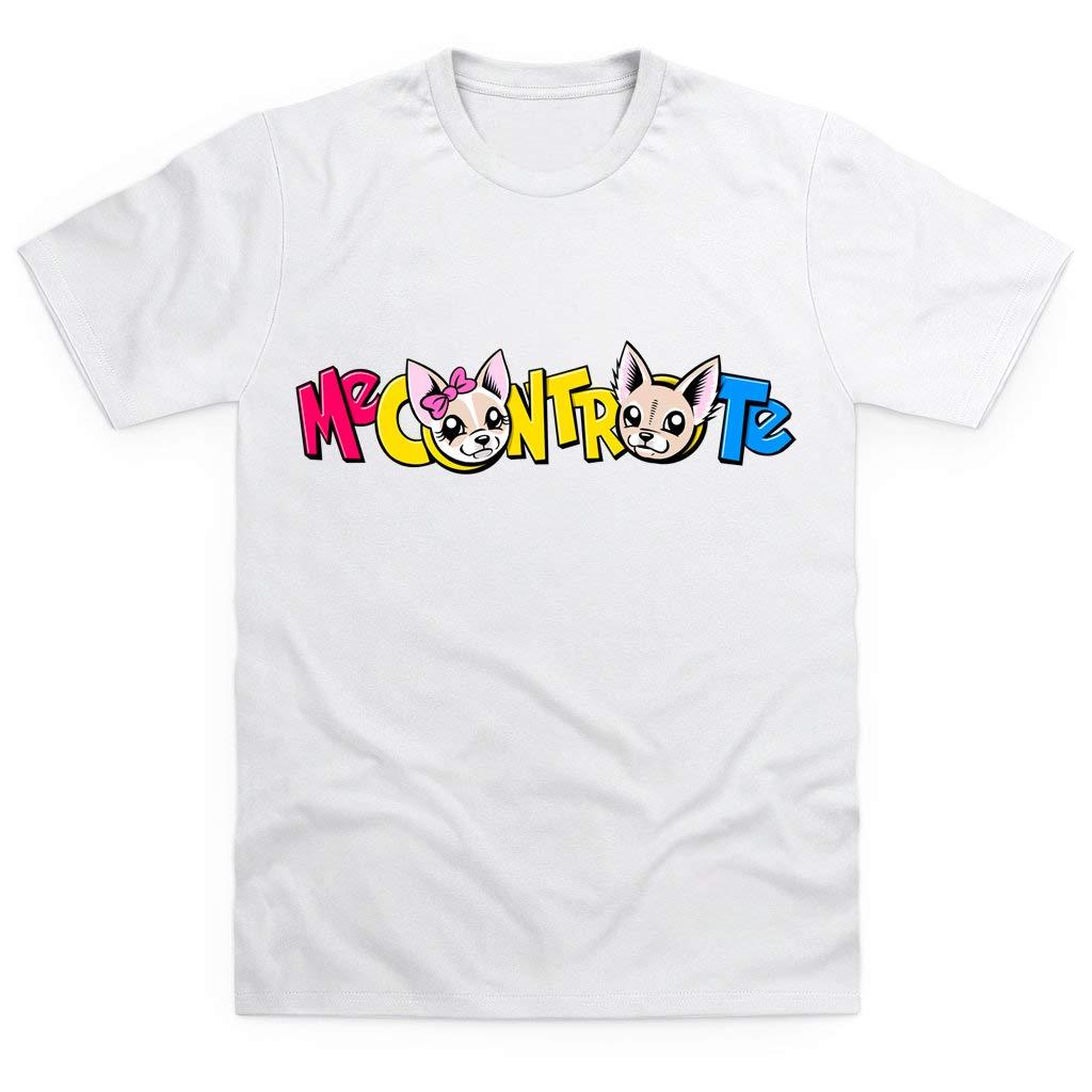 T-Shirt Me Contro Te Logo MOD.3