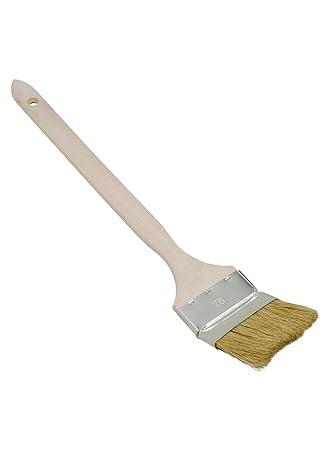 60 x Heizkörperpinsel 25-75mm Malerpinsel Eckpinsel Flachpinsel  Eckenpinsel