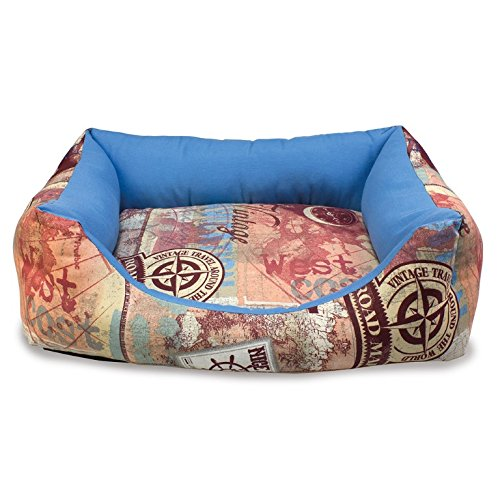 Arquivet 8435117894815 - Cama travel 50 x 45 x 17 cm: Amazon.es: Productos para mascotas