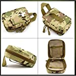 Yuan Ou Trousse de Secours Pet First Aid Kit Survival Kit Military Dog Emergency Set Bag Medicine Organizer 8