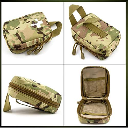 Yuan Ou Trousse de Secours Pet First Aid Kit Survival Kit Military Dog Emergency Set Bag Medicine Organizer 3