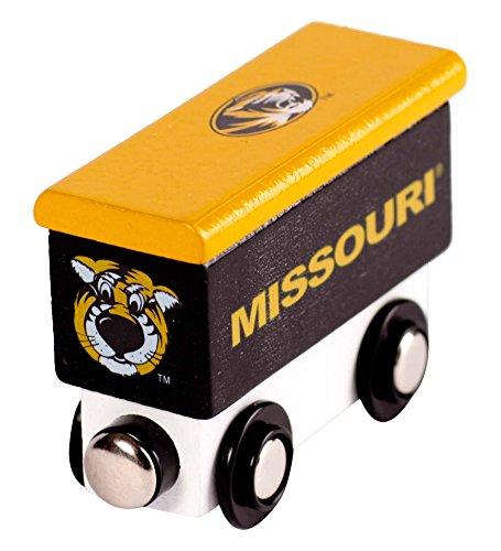 NCAA Missouri Tigers Kids Toy Box Car, - Missouri Set Train